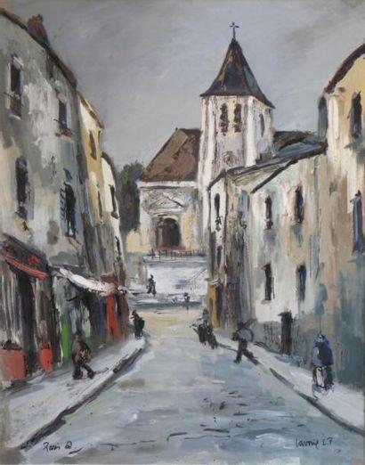 263D  Robert LAVOINE (1916-1999)   Saint...