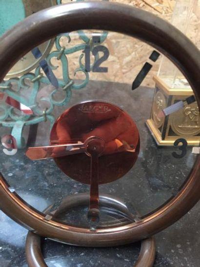 Jaeger Lecoultre  Pendule circulaire. H2...