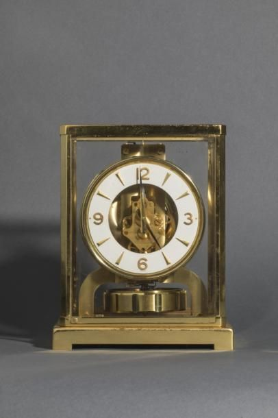 JAEGER-LECOULTRE, type Atmos Pendule cage...
