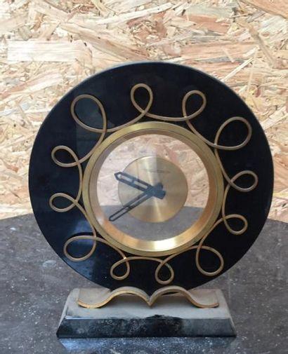 Jaeger-LEcoultre  Pendulette circulaire à...