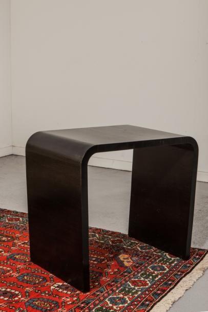 MARCEL COARD (1889-1975)  Table haute d'appoint...