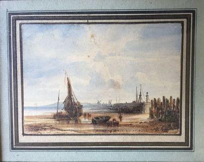 ETIENNE RAFFORT (1802-1895)