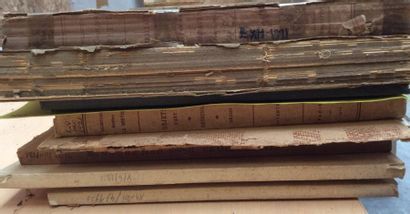 7 catalogues anciens de 1920 à 1922  Collections...