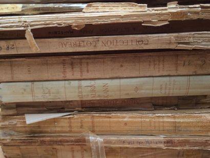 12 Catalogues anciens de 1910 à 1911  Collections...