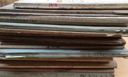 18 catalogues anciens de 1910 à 1911  Collections...