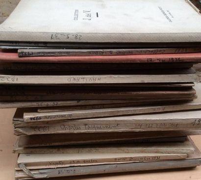 20 catalogues de 1931 à 1932  Collections...
