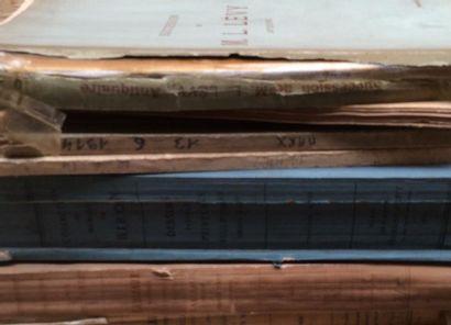 8 Catalogues de 1914 à 1918  Collections...