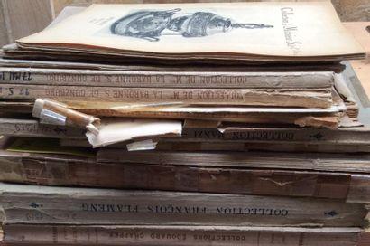 12 catalogues de 1901 à 1935  Collections...