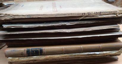 10 catalogues anciens de 1912  Collections...