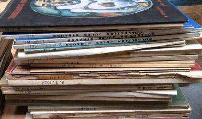 25 catalogues anciens de 1959 à 1962  Collections...