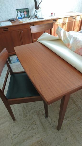 Table d'inspiration danoise