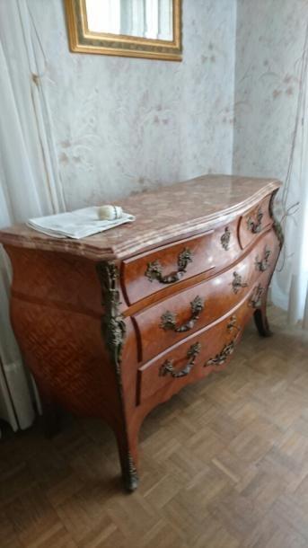 Commode de style Louis XV