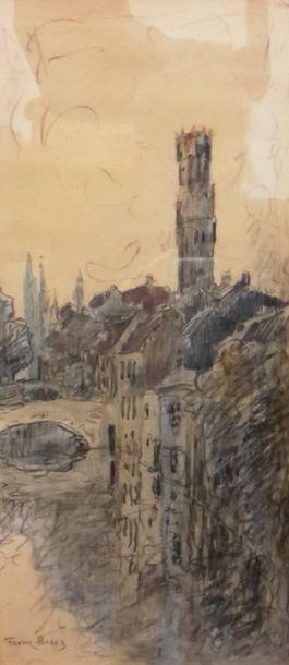 FRANK BOGGS (1855-1926)