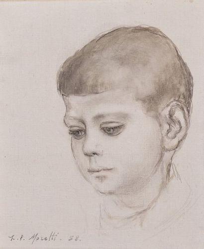 Lucien-Philippe MORETTI (1922-2000)