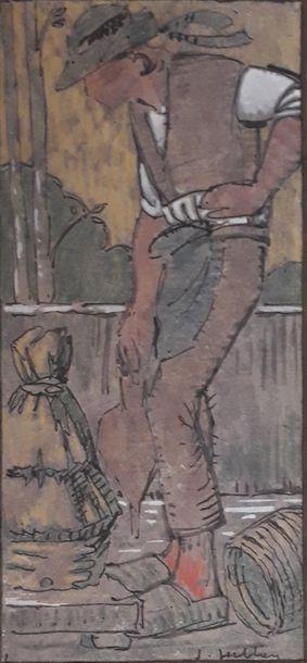 Jacques JULLIEN (XIX-Xxe siècle)