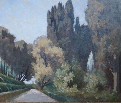 Jean Gabriel GOULINAT (1883-1972)
