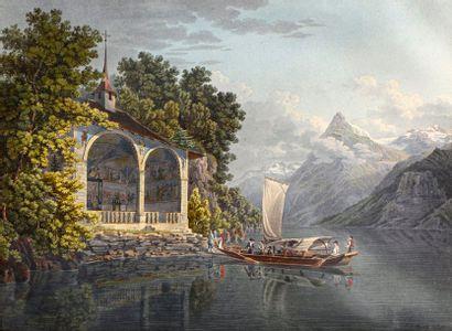 Johann Jacob SPERLY dit l'Ancien (Bendlikon...