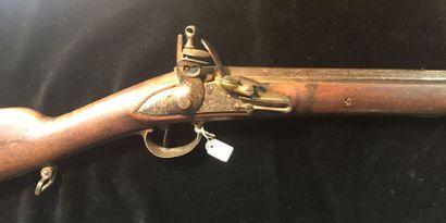 Carabine de Versailles modèle an XII d'infanterie...