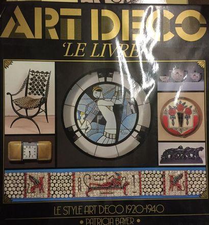 Art Déco, Le livre // Art deco Ornamaental Iron WORK (3vol )// Joel et Jean MARTELn...
