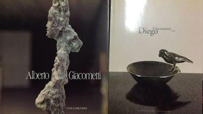 Alberto GIACOMETTI, Gallimard // Giacometti _ Diego, les éditions de l'amateur