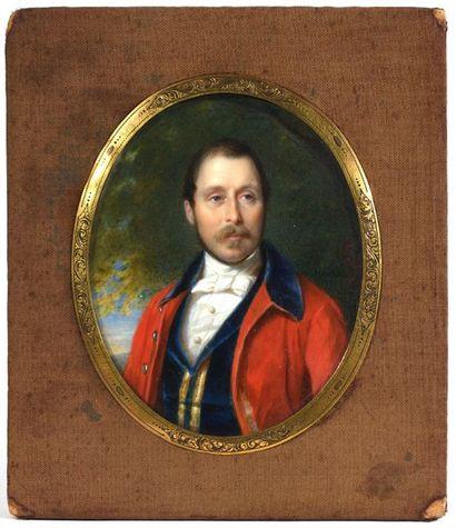 MEURET François  (Nantes 1800 – Beaumont...