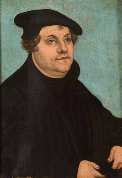 CRANACH Lucas (Atelier de)  (1472 – 1553)...