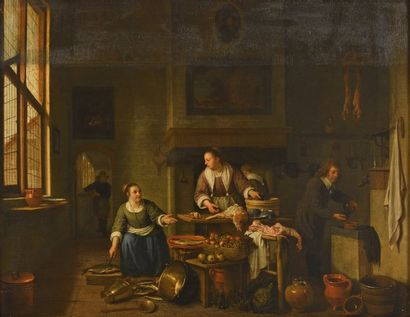 SORGH Hendrick Martensz  (Rotterdam 1609...