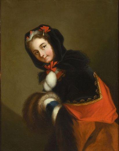 COYPEL Charles (Ecole de)  (1694 – 1752)...