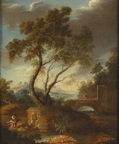 DROUAIS Hubert  (La Roque 1699 – Paris 1767)...