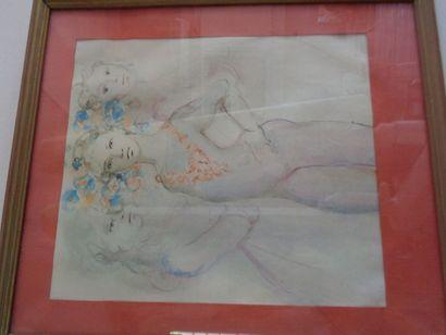Dans le goût de Leonor FINI (1907-1996)