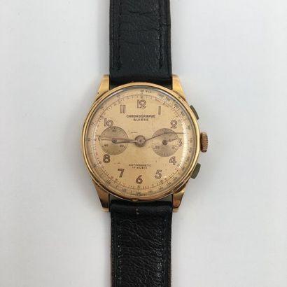 CHRONOGRAPHE SUISSE  BRACELET MONTRE chronographe,...