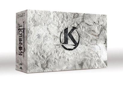 Pack Kaamelott comprenant : - Une invitation dans le studio d'enregistrement de...