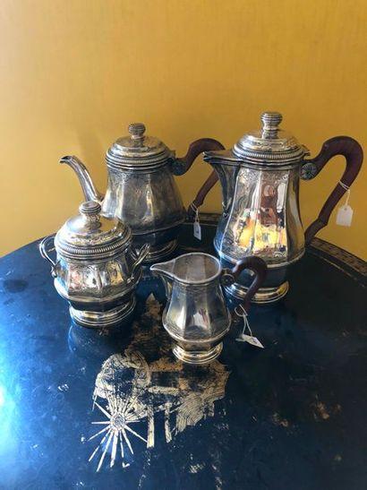 #Cafetière, théière, pot à lait, sucrier,...