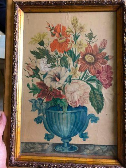 #Dans le goût du XVIIIème siècle  Bouquet...