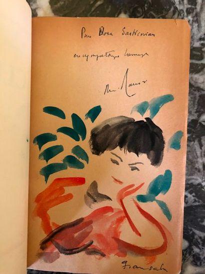 #André Maurois, Climats, Ed. Grasset  Envoi...
