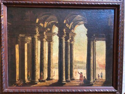 #Ecole italienne du XVIIIème siècle