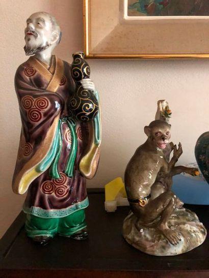 #Lot de céramiques asiatique
