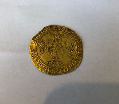 Philippe LE BON, 1419 1467, Flandre : Lion...