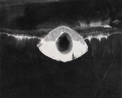 Gao XINGJIAN (Né en 1940)  L'oeil dans le...