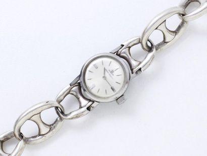 JAEGER LECOULTRE Montre bracelet de dame...
