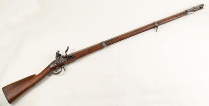 Fusil d'infanterie model 1777, Long du canon...