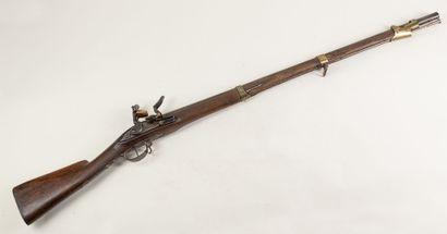 Fusile d'infanterie sur le model 1763, Long...