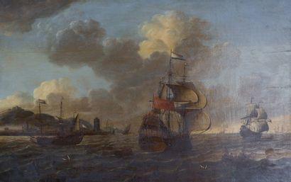 Ecole Hollandaise XVIIème siècle