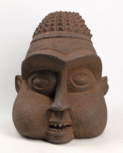 BANGWA CAMEROUN Masque Rare masque de style...