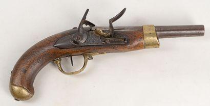 Pistolet an 13 de cavalerie, longueru de...