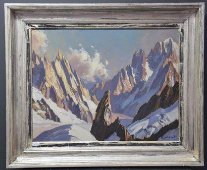 Wibault Marcel ( 1904 - 1998 ) . Scène de...