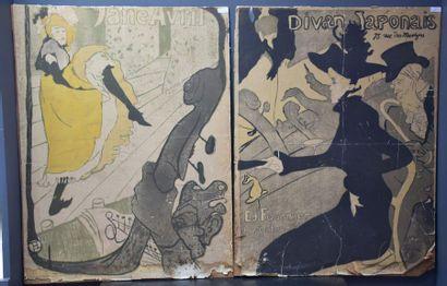 Henri de Toulouse Lautrec ( 1864 - 1901 )...