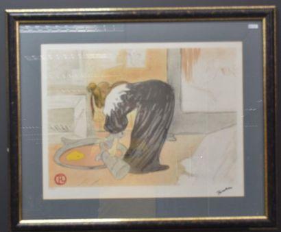 Henry de Toulouse Lautrec ( 1864 - 1901 )...