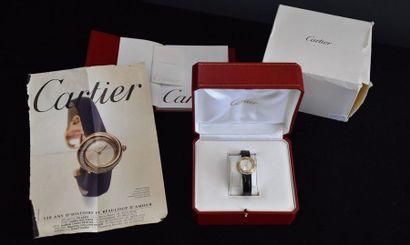 Montre Cartier modèle Trinity vendue avec...