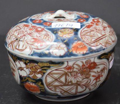 Compotier en porcelaine de Chine XVIII ème...